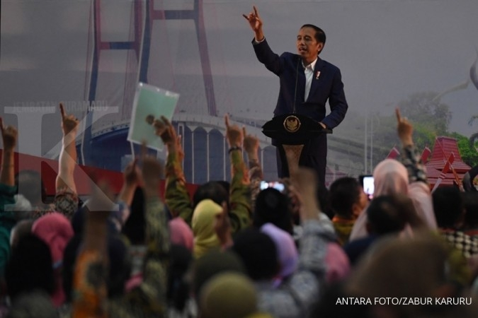 'Jokowi ad' in cinemas irks opposition, moviegoers