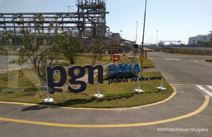 PGAS Ini alasan PGAS rombak posisi direktur utama Saka Energi