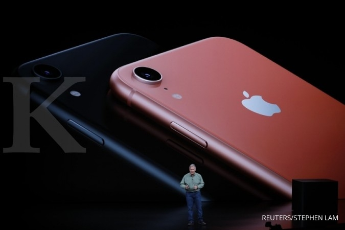 iPhone XR, smartphone terlaris 2019