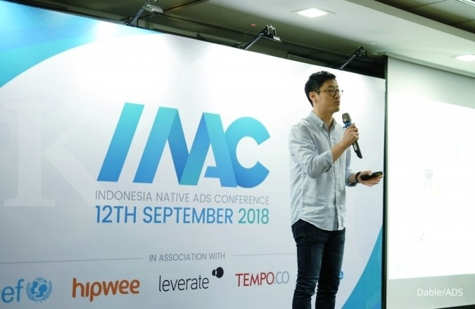 Dable Menyelenggarakan Indonesia Native Ads Conference (INAC) 2018