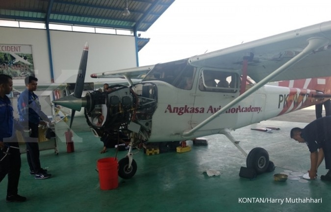 Angkasa Aviation Academy bakal datangkan pesawat multi engine tahun depan