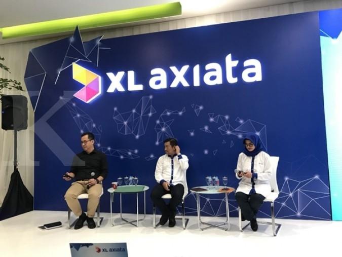 EXCL Lunasi utang jatuh tempo US$ 200 juta di kuartal I-2019, XL Axiata akan refinancing