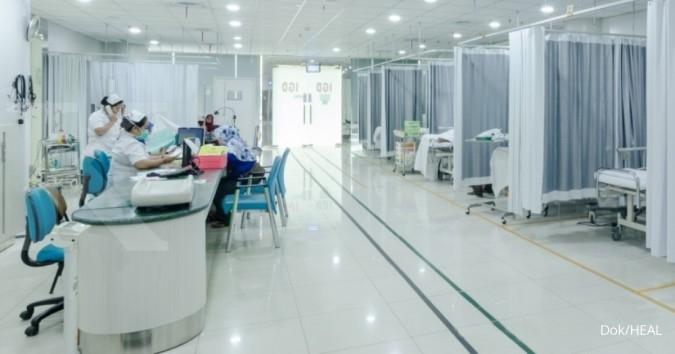 HEAL Tahun ini, Medikaloka Hermina (HEAL) prediksi pasien JKN sumbang 45% dari pendapatan