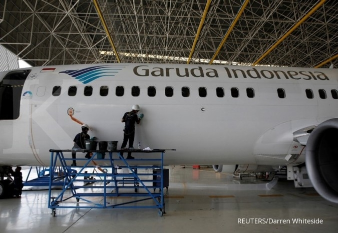 Garuda Maintenance (GMFI) jalin aliansi strategis dengan Air France KLM