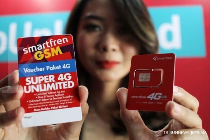 FREN Bidik penambahan pelanggan, Smartfren Telecom menambah ribuan stasiun pemancar