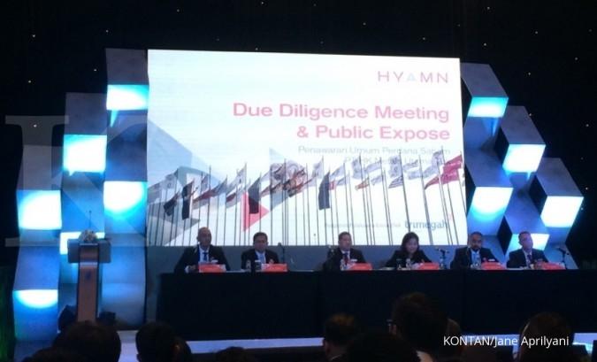 HKMU Penambahan kapasitas bisa mendongkrak saham HK Metals Utama (HKMU)