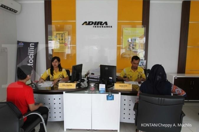 Adira Insurance targetkan premi akhir tahun senilai Rp 2 95517b3200