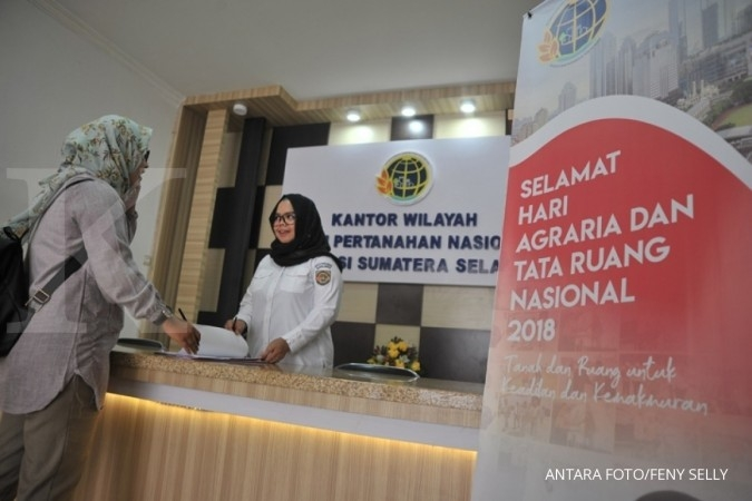 BPN Jakarta to certify 1.6 million plots of land next year