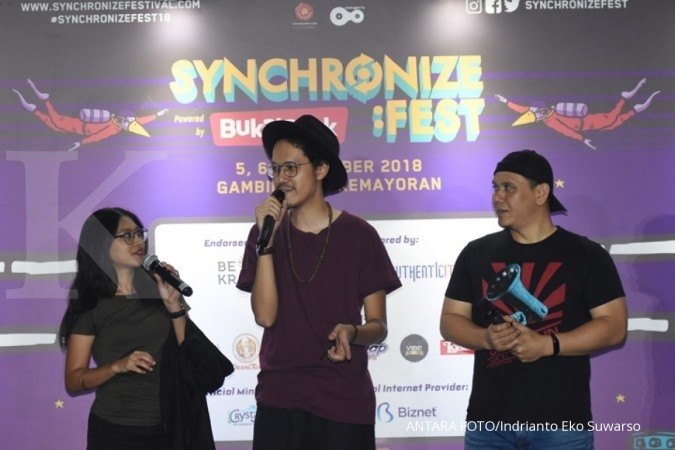 Synchronize Fest 2018 ditutup malam ini