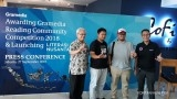 Gramedia akan gelar awarding reading community competition