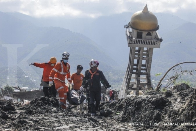 Hong Kong's richest man donate US$ 5 million for Palu-Donggala disaster relief