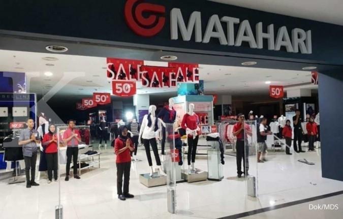 Wow Matahari Department Store (LPPF) bagikan 85% dividennya ke pemegang saham