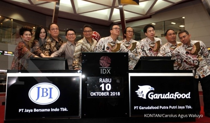 Jaya Bersama Indo (DUCK) menargetkan pendapatan naik 14,6% di akhir 2018