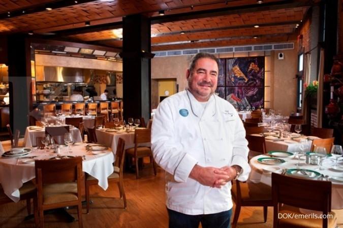 5 Chef terkaya di dunia tahun 2018