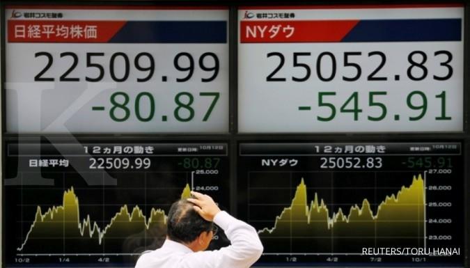Harga Saham Sudah Turun Bursa Asia Tertopang Aksi Beli