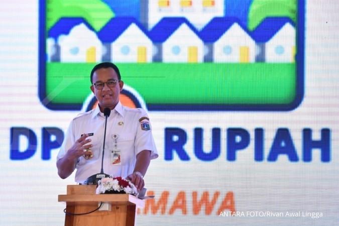 PTSP Warga DKI Jakarta mulai daftar program rumah DP nol rupiah