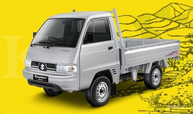 Suzuki adakan kontes Pickup Carry