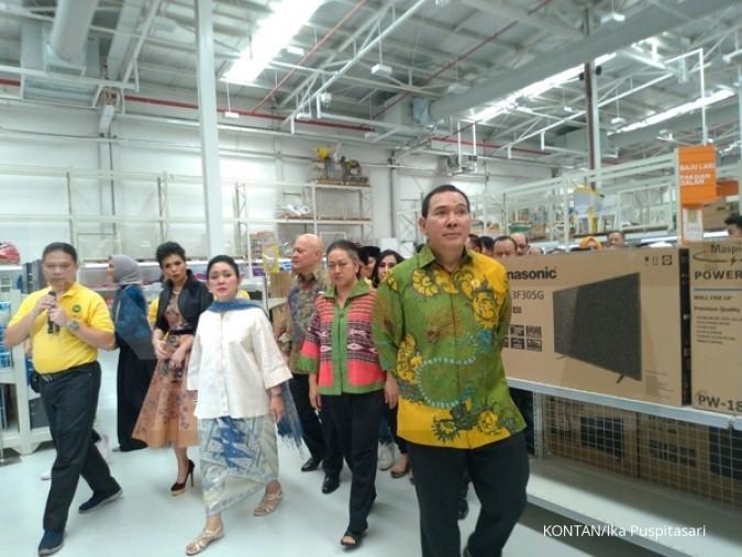 HITS Bisnis Tommy Soeharto yang semakin ekspansif