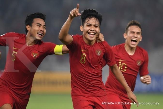 Tiket Timnas U 19 Indonesia Vs Jepang Hanya Dijual Secara Online
