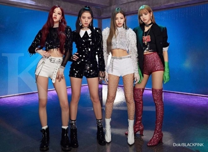 Lagu Blackpink How you like that ini kalahkan BTS di Youtube