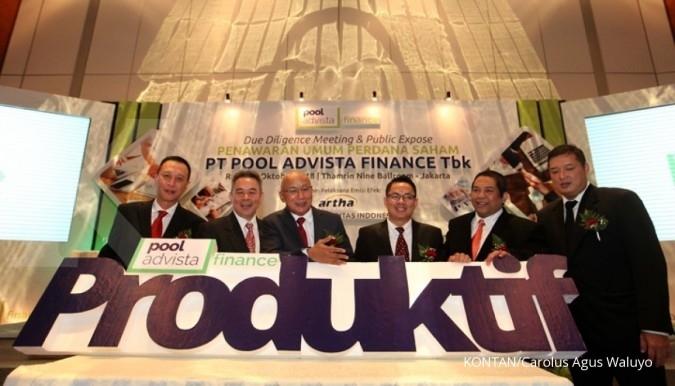 Pool Advista Finance (POLA) membidik pertumbuhan kinerja 7,14% pada 2020