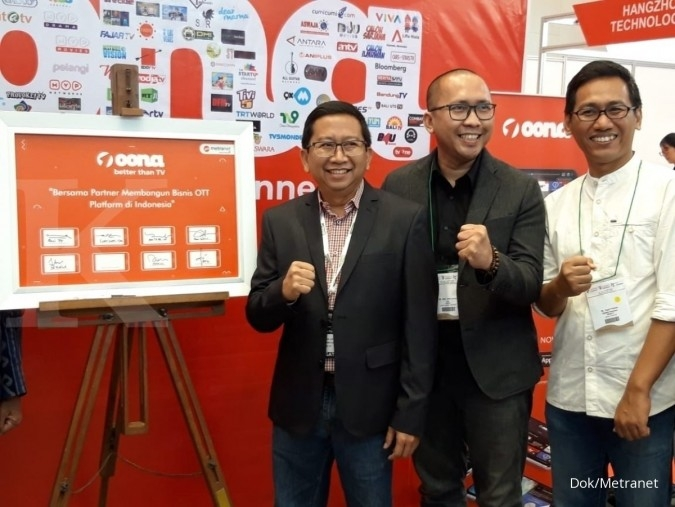 Metra-net perkuat pilar bisnis digital advertaising