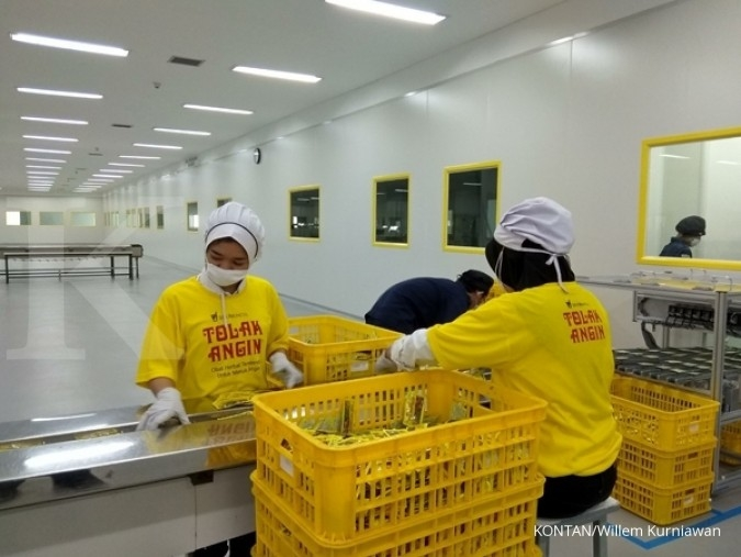 SIDO Sido Muncul (SIDO) memperkuat kinerja ekspor tahun depan