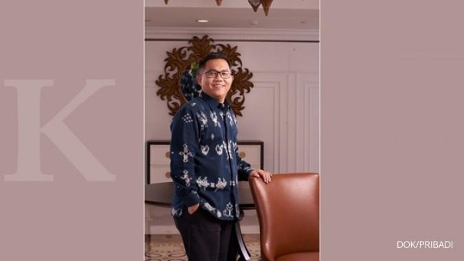 Borong saham BMRI, Direktur Bank Mandiri Rico Usthavia tambah kepemilikan saham