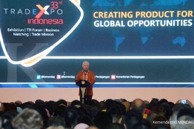 """Di Ajang TEI 2018, """"Buyer"""" Asing Puji Kualitas Produk Indonesia"""
