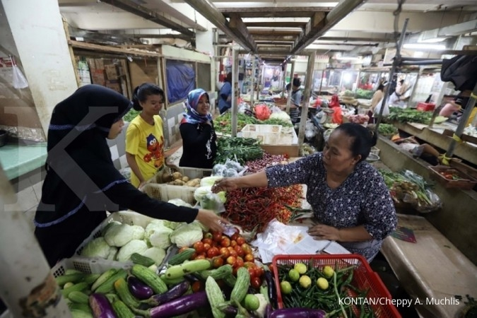 Indonesia's Nov inflation seen easing slightly to 3.15 pct