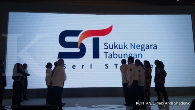 The government officially sells the ST-002 Sukuk Savings today (1/11)