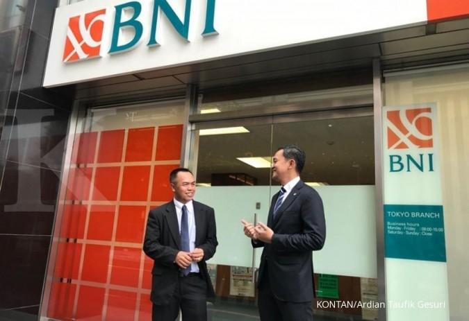Terbantu proyek pemerintah, simak rekomendasi analis untuk Bank BNI (BBNI)