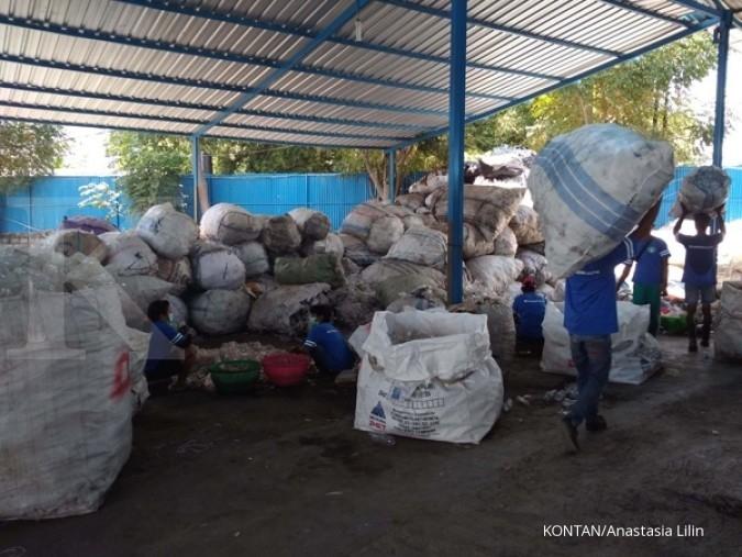 Pandemi corona bisa menghambat pengelolaan sampah plastik di Indonesia
