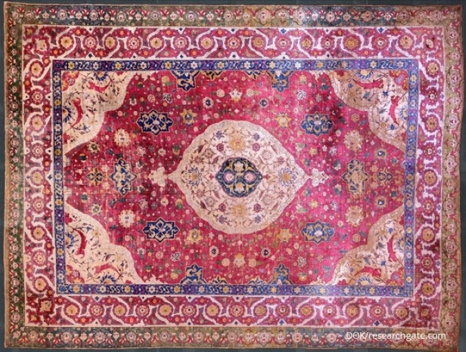 5 Karpet termahal di dunia