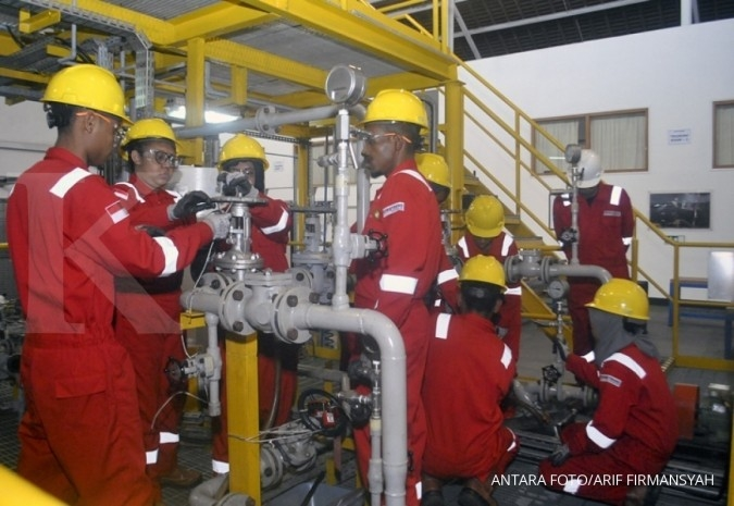 Kontrak floating production unit HCML jadi sorotan, begini tanggapan SKK Migas
