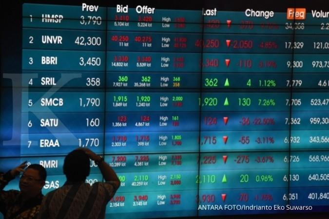 BTPN SMCB AGRS Dua transaksi akuisisi menyebabkan dana asing mengalir deras