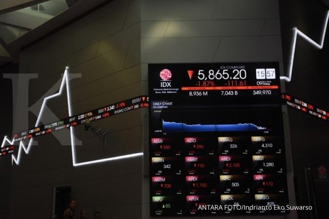 Simak rekomendasi saham ADHI, BNGA, dan TKIM untuk hari ini