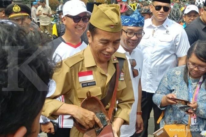 Presiden Jokowi berikan 37 unit SK Perhutanan Sosial untuk masyarakat  Bandung 88ccac43ac