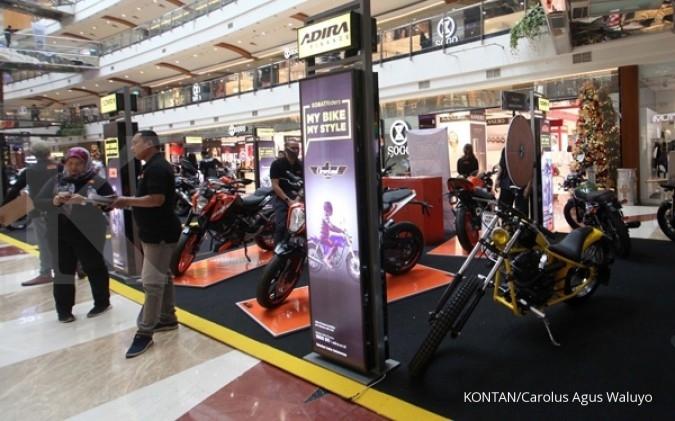 ADMF Aplikasi Adira Momobil catat 1.025 realisasi pembiayaan per Juli 2019