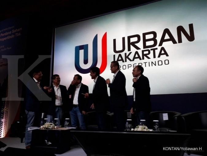 Bakal ekspansi, Urban Jakarta Propertindo (URBN) bidik 51% saham Jakarta River City
