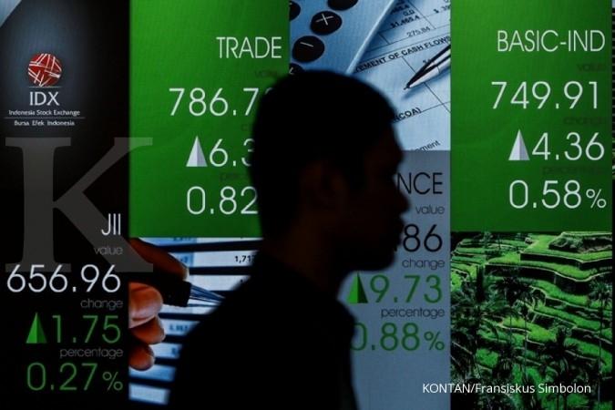 Simak rekomendasi saham SIMP, BBTN, dan TPIA untuk hari ini