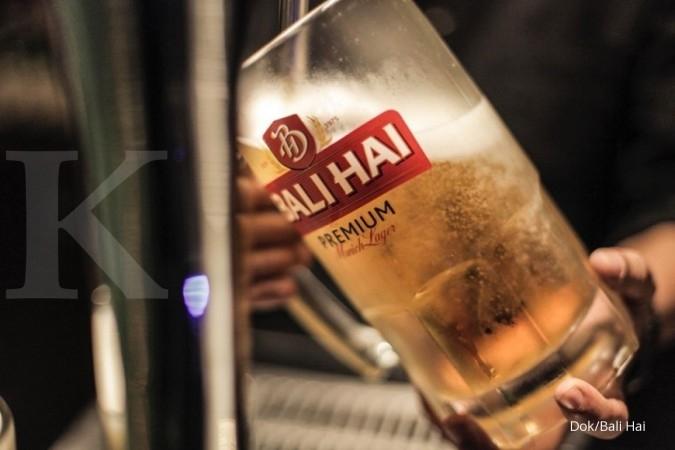 Produsen bir Bali Hai ingin memperbesar pasar ekspor