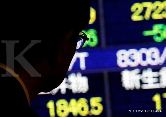 Aplikasi perdagangan mata uang