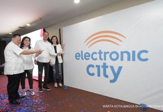 ECII Dorong ekspansi, begini strategi yang akan ditempuh Electronic City (ECII) tahun ini