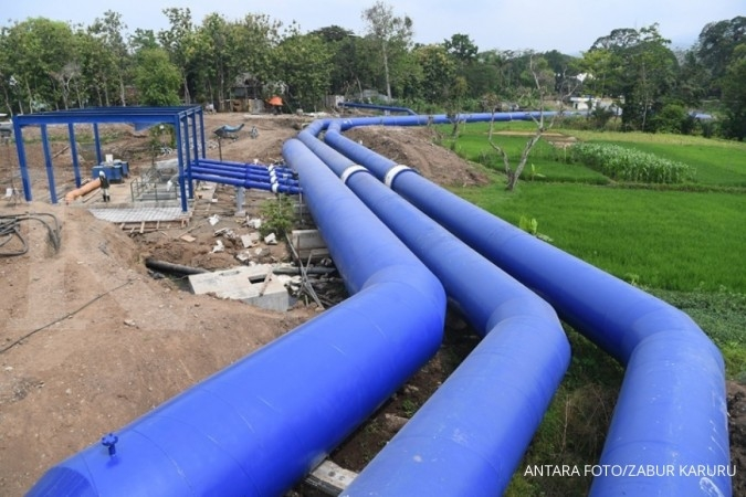 META Ini rencana META untuk tingkatkan lini bisnis air bersih