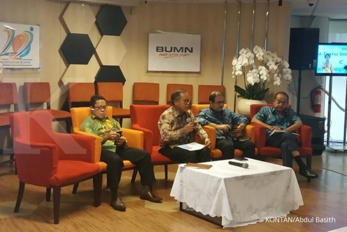 Kementerian BUMN: Hutama Karya dan Perumnas jadi lead holding