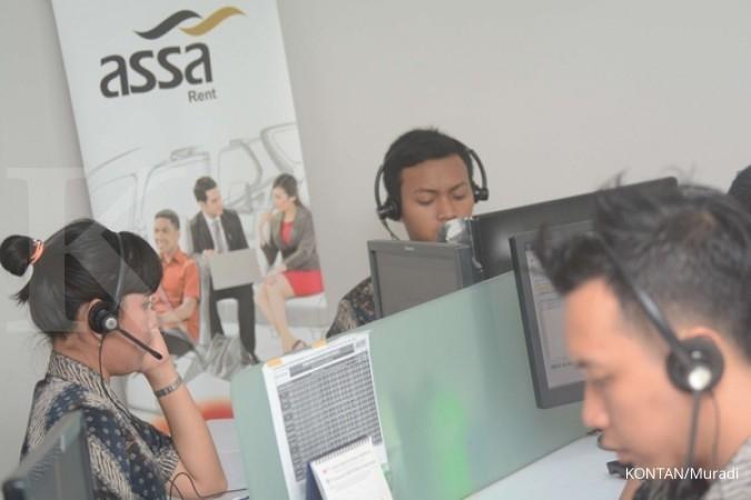 Adi Sarana Armada (ASSA) kantongi pinjaman Rp 300 miliar