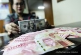 Rupiah strengthened to Rp 14,535 per dollar on Monday