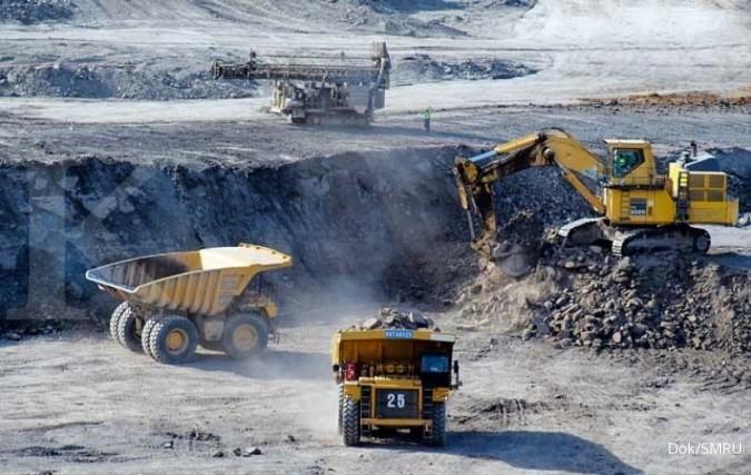 UNTR SMRU Simak hasil kinerja operasional sejumlah emiten kontraktor batubara di tahun lalu