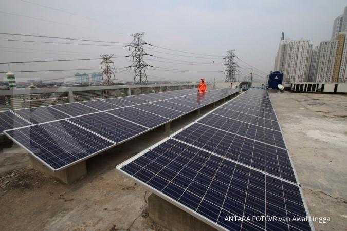 JSKY Sky Energy Indonesia (JSKY) sebut panel surya dapat kurangi tagihan listrik